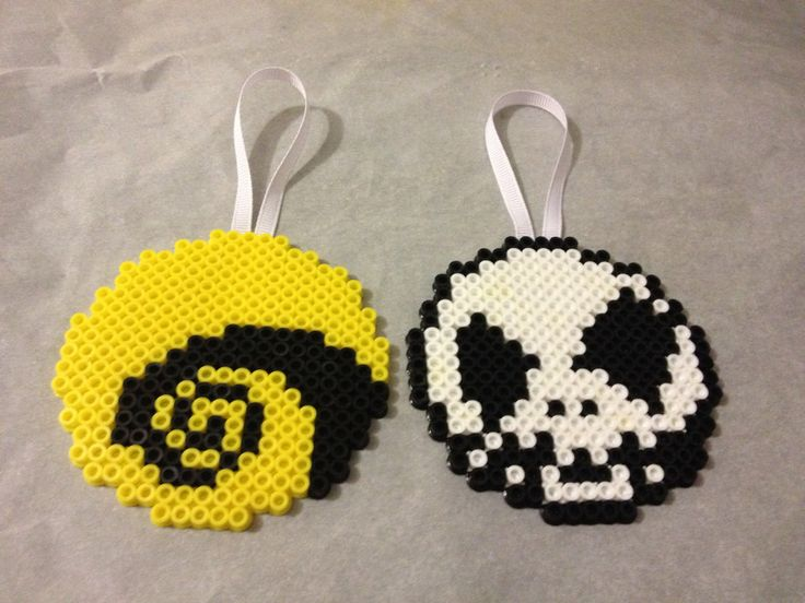 Die 27 besten Bilder zu Nightmare before christmas Perler beads ...