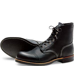 boots, via redwing