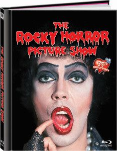 """""""The Rocky Horror Picture Show"""": Film, Tim Curries, Bluray, Rockyhorror, Rocky Horror, Favorite Movies, Horror Pictures, Horrorpictur, 35Th Anniversaries"""