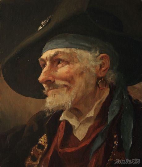 (Andrey Shishkin) - Pirat - Пират by Шишкин Андрей