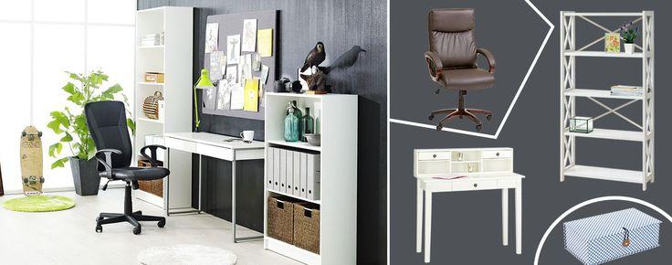 Cauți inspirație pentru birou? Intră pe blogul JYSK și citește sfaturile noastre despre amenajarea biroului! | JYSK