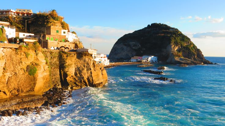 Good Morning Ischia! Today's blog is all about Sant'Angelo - www.ischiareview.com