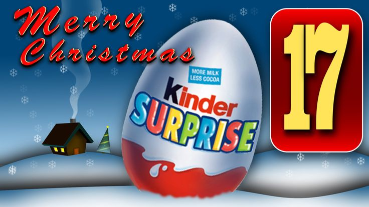Kinder surprise eggs Nr 17 - Christmas surprise http://1url.cz/utBXN #Xmas #Christmas #KinderSurprise #CoolestToys #cooltoy #yuletide #yule #eggssurprise #eggs #eggsurprise #huevos #huevoskinder #huevossorpresa #kinder #Kindereggs #sorpresa #surprise #surpriseeggs #SurpriseToys #toys #toysforkids #toyssurprise #Unboxing #santaclaus #oyuncak #spielzeug #jouet #oyuncak #kindersorpresa #papanoel #Navidad #Santa #FelizNavidad #Navidades #MerryChristmas #HappyHolidays #MerryXmas #NewYear