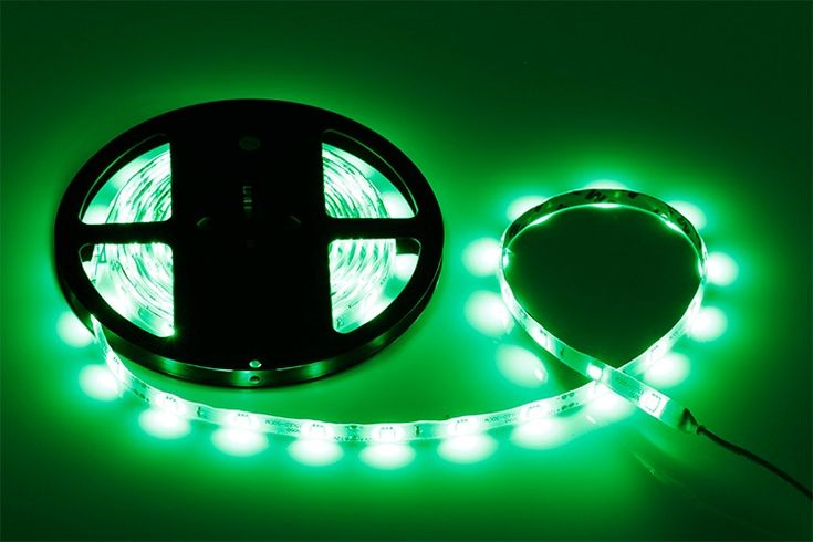Green Led Light Strips Classy 85 Best Led Strip Light Images On Pinterest  Automobile Autos And Bulb Review
