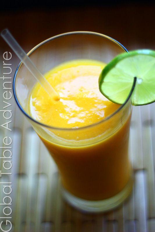 how to make a fresh mango daiquiri