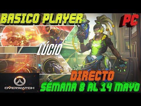 Overwatch Gameplay Español | Let's play Overwatch | Competitivo T4 C21 -...