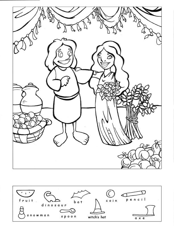 57 best images about bible ruth on pinterest for Ruth and boaz coloring pages