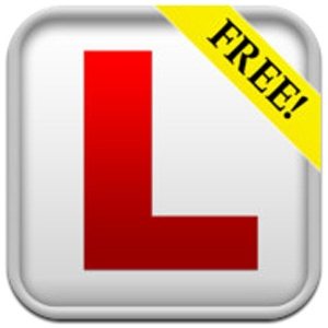 Online practice car driving theory test.