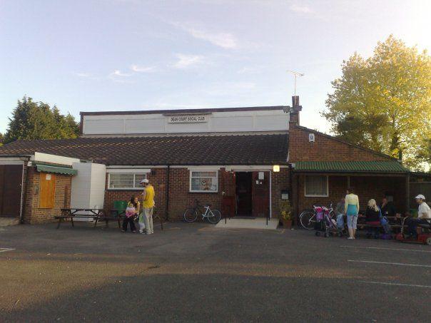 Botley Social Club, near Oxford.