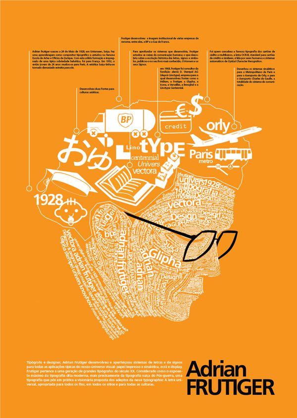 68e3a8626de68b36937e82f3e52dca1d1 60 Remarkable Examples Of Typography Design #6