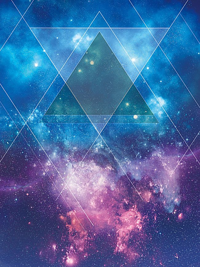 Star Universe Poster Background Material Star Universe Dream
