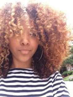 Best 20+ Blonde natural hair ideas on Pinterest   Natural hair ...