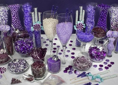 Candy Buffet.