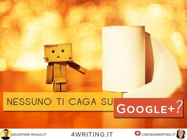 Nessuno ti caga su Google+? Usa il metodo PESCA!