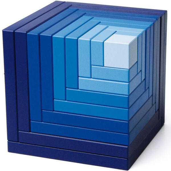 Cella Wooden Puzzle by Naef