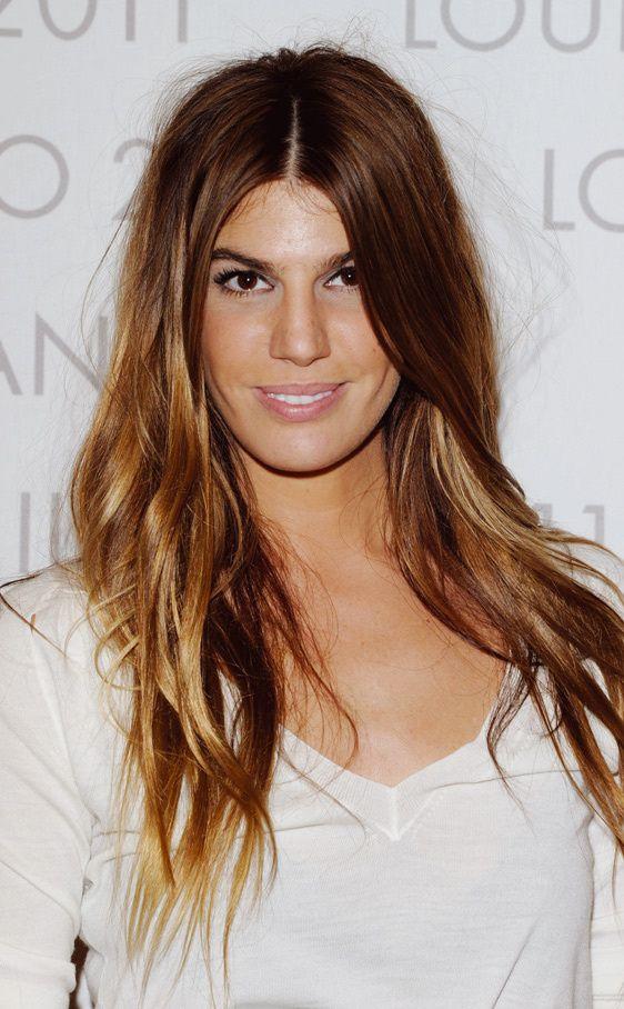 Louis Vuitton reinaugura su tienda de Milan: Bianca Brandolini