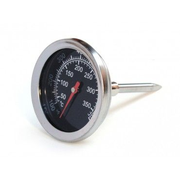BBQ Thermometer Stainless Steel
