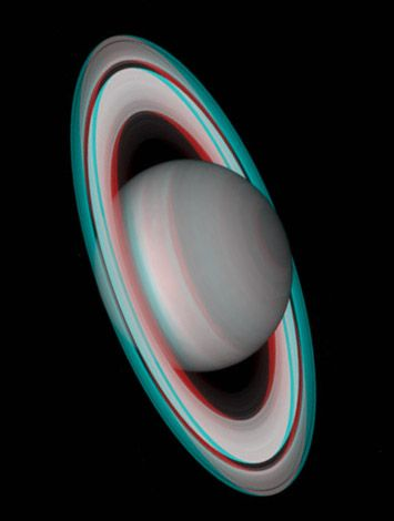 Saturn Hubble shot...