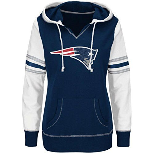 Women s Majestic Navy New England Patriots Obsession Pullover Plus Size  Hoodie Sweatshirt 3X 4c7d795be0580