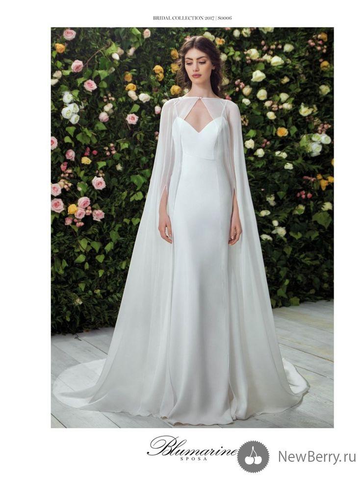 Свадебные платья Blumarine 2017
