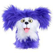 Disney Jr Vamprina - Wolfie the Dog - Adorable Plush Beanie Toy, By Vampirina Ship from US