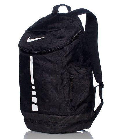 Black Nike elite bag for basketball