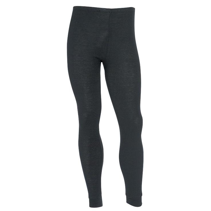 Kids Polypropylene Pants: Black 4-12