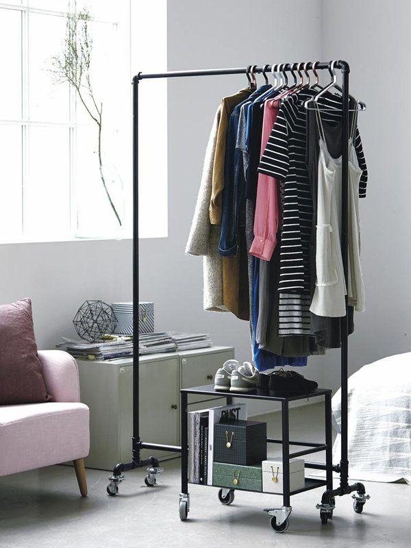 ropa a la vista armarios abiertos