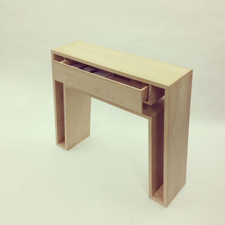 The 355 Console Table by Adam Robinson