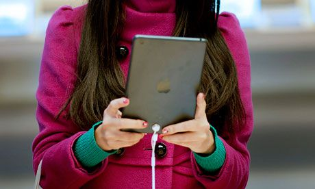 iWant to get online: there is a range of options for connecting an iPad mini, Kindle or Google Nexus to the internet Photograph: Bloomberg/Bloomberg via Getty Images