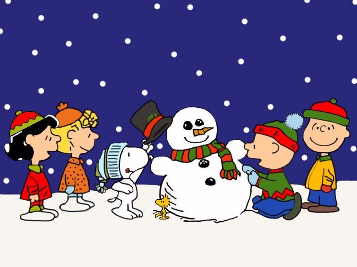 merry christmas charlie brown - Peanuts Christmas Special