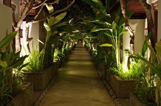 Ivory Resort Seminyak: Resort walkway