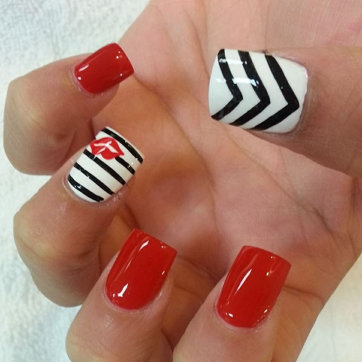 146 best Bitchin Nails images on Pinterest | Cute nails, Gel nails ...