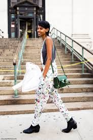 Floral Overalls- A Yay!