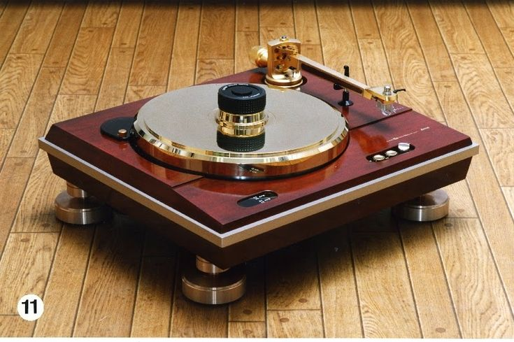 Teragaki Takeshi turntables