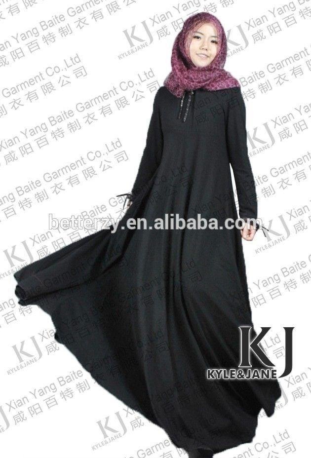 Rever de robe noir islam