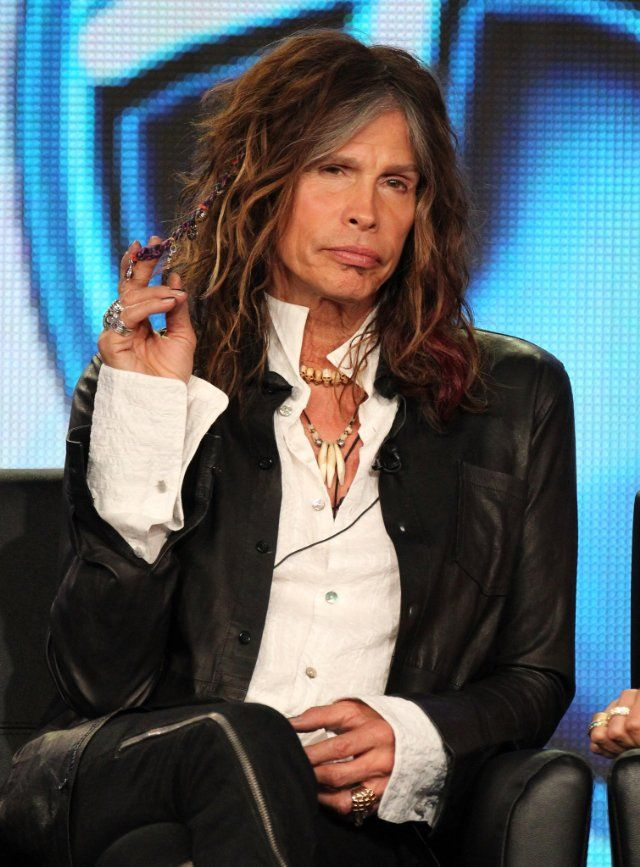 Steven Tyler, of Aerosmith, The Original Rock Star...even Better with age!!