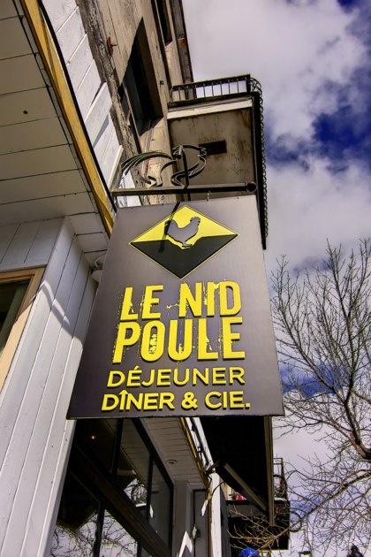 Bienvenue à notre nouveau membre / Welcome to our new member: Le Nid Poule | Le Plateau-Mont-Royal, Montreal Restaurant | Breakfast & Regional | www.RestoMontreal.ca