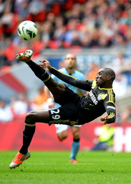 Demba Ba. #Goal #Chelsea #Soccer
