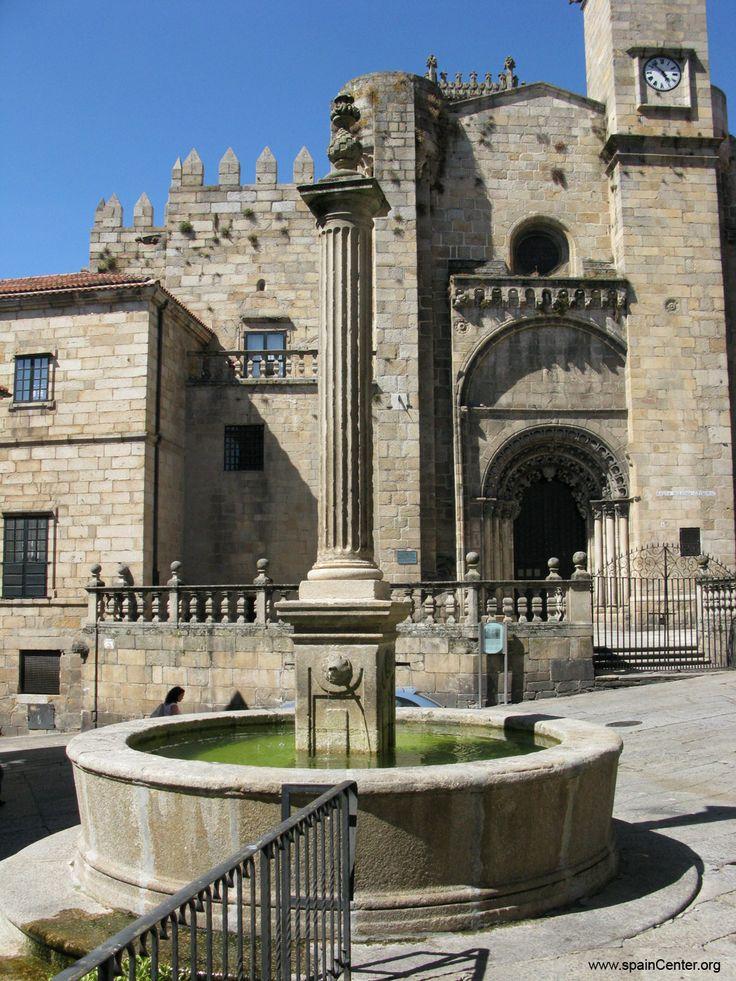 Catedral de Ourense e Iglesias