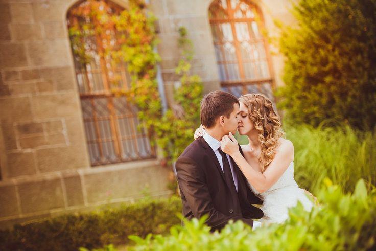 Прекрасная пара Вася и Настя, свадьба в Воронцовском дворце. #Крым #Алупка #Мазурина_Светлана