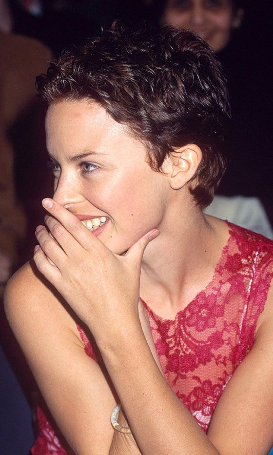 Kylie Minogue Experimented With The Pixie Crop in 1996