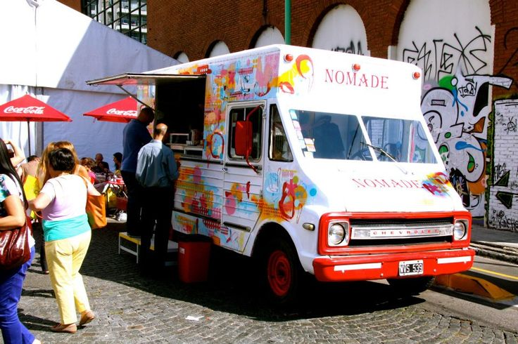 Prediction 2013: The Year of the Food Trucks in Buenos Aires