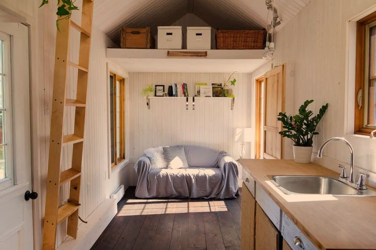 Mini Maison Tiny House For Rent On Airbnb In Québec