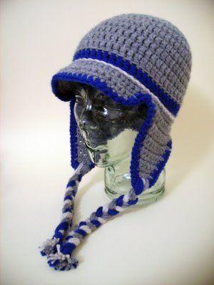 Chullo Crochet Pattern Crochet Ear Flap Free Hat Pattern