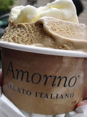 Italian Ice Cream - best in the world!
