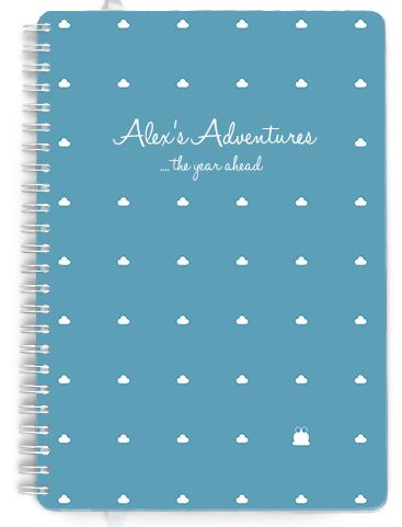 Create Your Perfect 2017 Diary in A5, A4, Quarto or Pocket size.  Personalised Diaries With Custom Start-Month, Duration, Format, size and More!