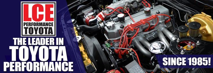 Toyota Performance Parts | LCEPerformance com | off road
