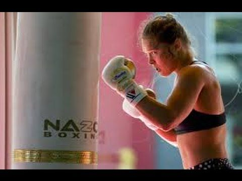 A side of Ronda Rousey you've never seen