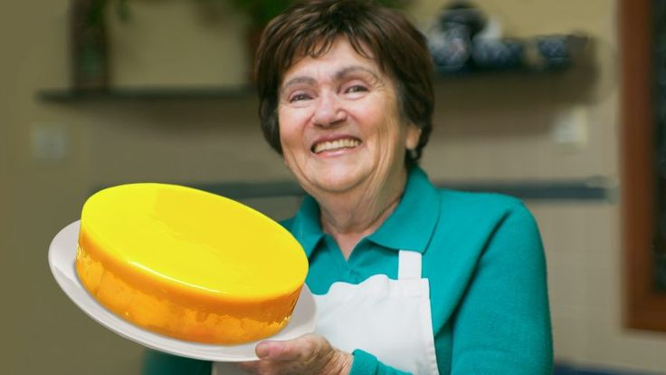 Торт Лимонный мусс- белки. б.шоколад, сгущенка, желатин